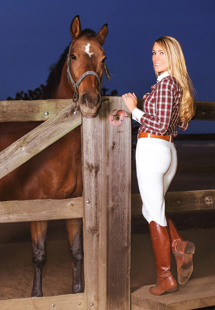 Moda h pica roberto garrudo for Botas montar a caballo