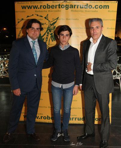 Francisco José Aguaded Esteban, Campeón de Andalucía en Juveniles de Doma Vaquera 2015