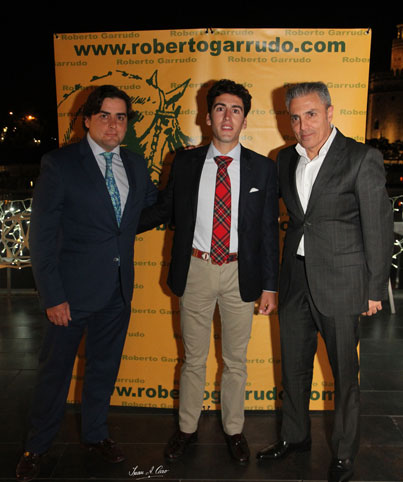 Manuel Morillo Romero Campeón de Andalucía en Jóvenes Jinetes de Doma Vaquera