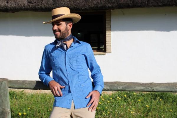 moda rociera, ropa para el rocío, cómo vestir en el rocío