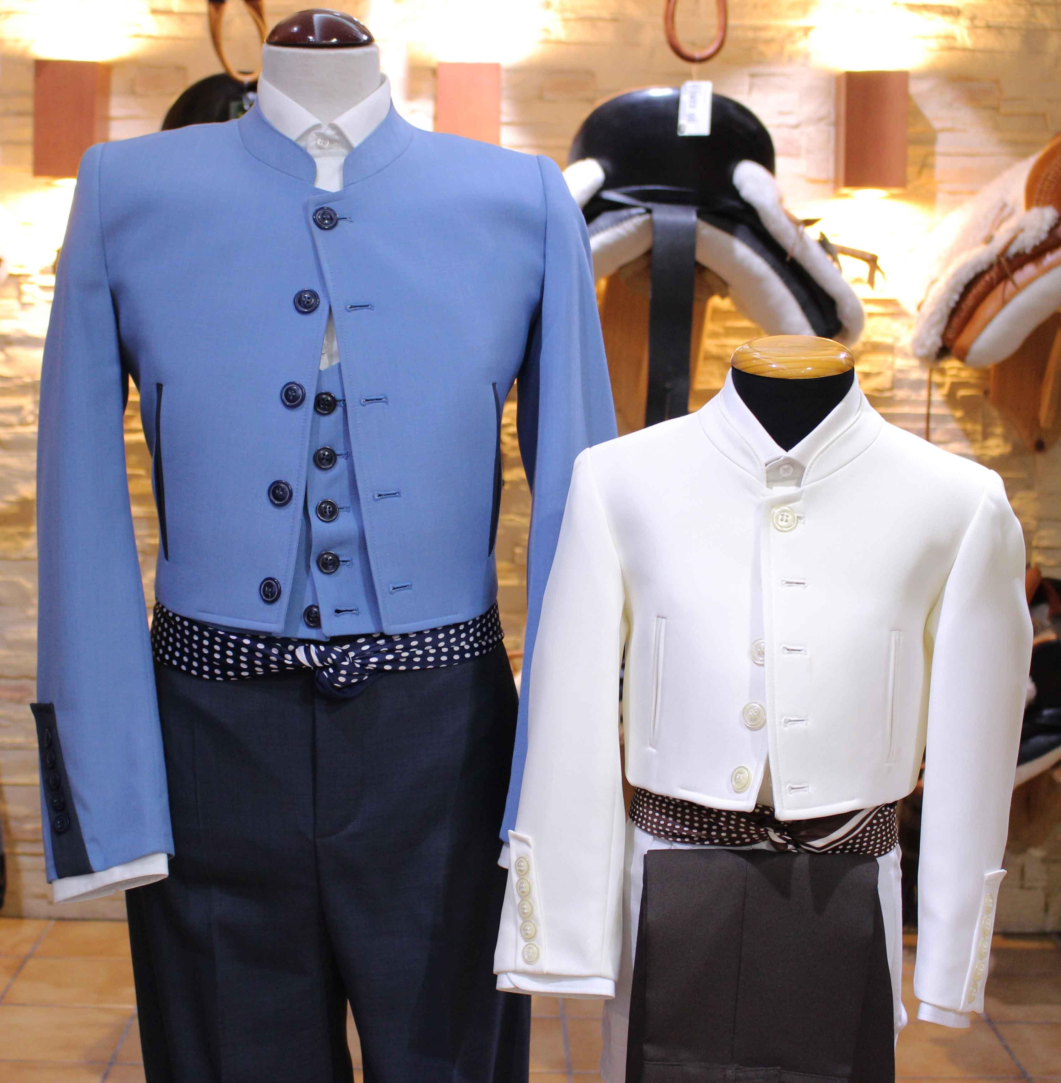 Camisa campera Caballero y Niño El Rocio