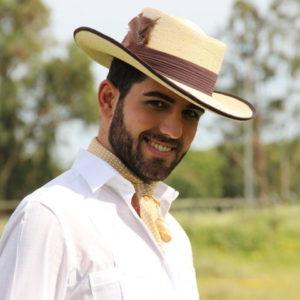 romería, ropa rociera, camisa cubana, pañuelo romer