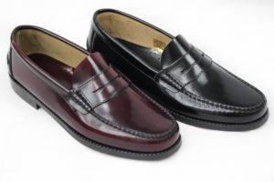 mocasines, zapatos para el colegio, vuelta al cole, mocasines burdeos, mocasines negros