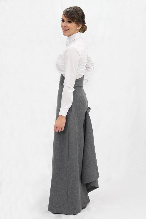 falda de amazona cómoda